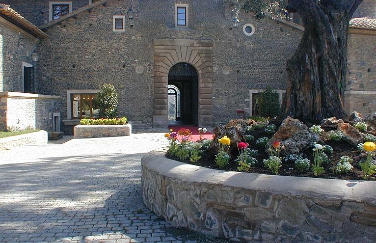 Замок Кастеллучча (Castello della Castelluccia)