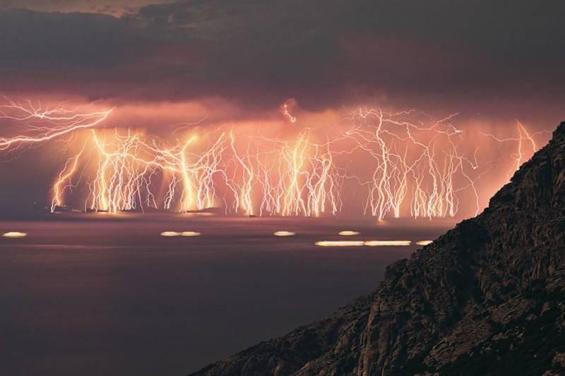 венесуэльское озеро Маракайбо