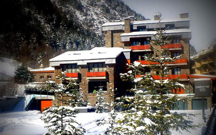 Курорт Ла-Массана, Андорра