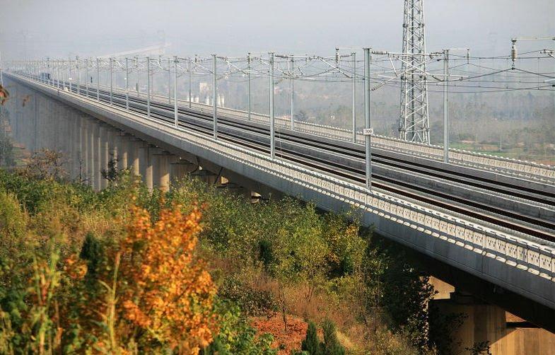 Мост через Вэй