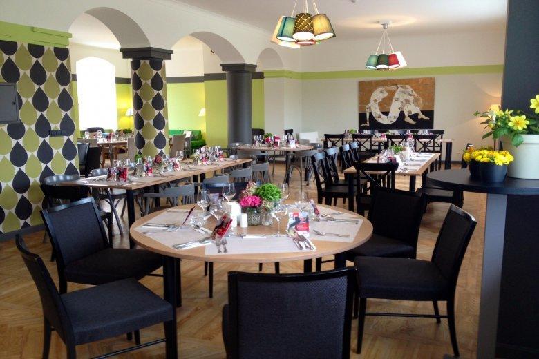 Ресторан Трех поваров в Старой Риге