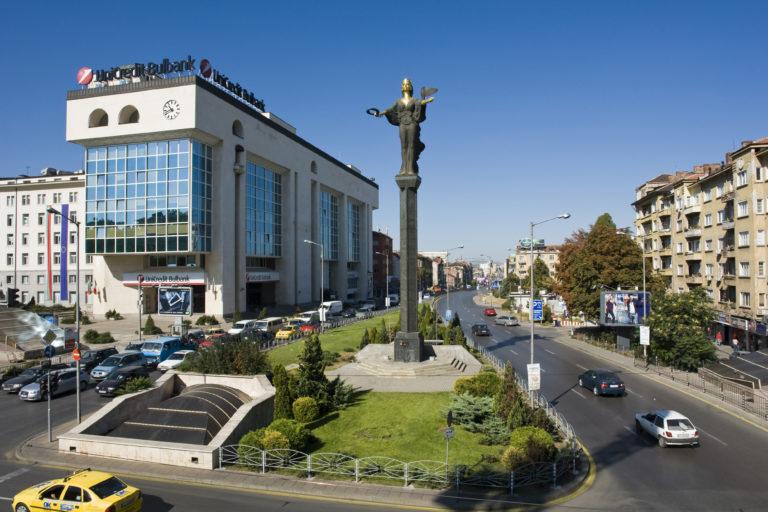 Столица Болгарии София