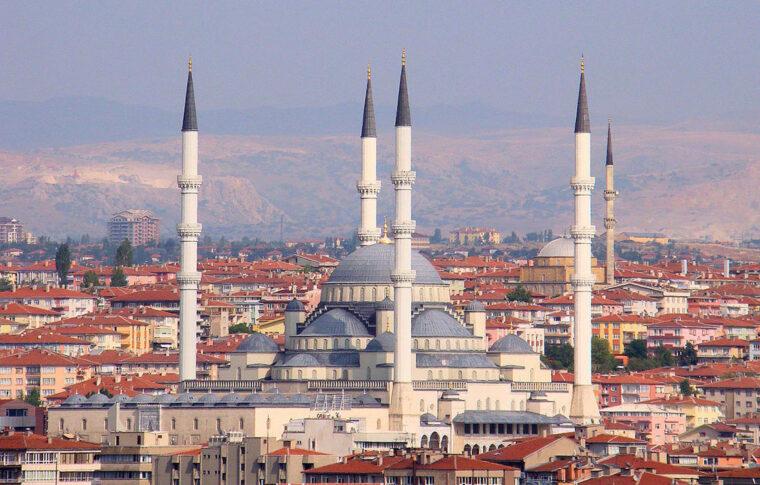 Красивые города Турции: Анкара