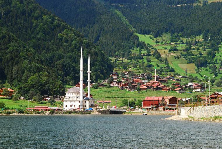Красивые города Турции: Трабзон