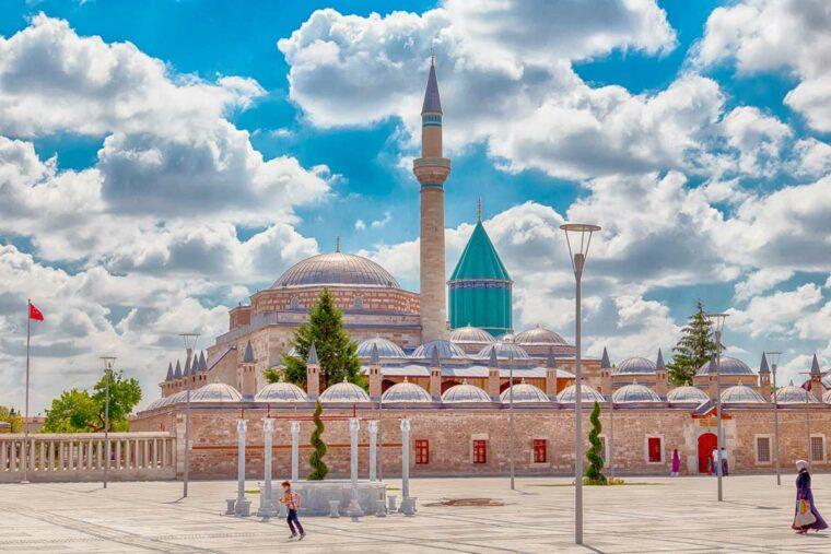 Красивые города Турции: Конья